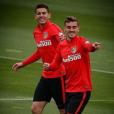 Lucas Hernandez, défenseur de l'Atlético de Madrid et coéquipier d'Antoine Griezmann, soupçonné d'avoir frappé sa compagne.