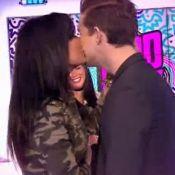 Nathalie (Secret Story) : La cougar embrasse Julien Castaldi !