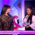 """Nathalie de """"Secret Story"""", Ayem Nour et Julien Castaldi - """"Mad Mag"""" de NRJ12"""", mercredi 1er mars 2017"""