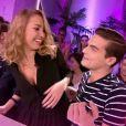 "Julien Castaldi et Anastasiya de ""The Game of Love"" - ""Mad Mag"", NRJ12, mercredi 22 février"