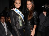 Fashion Week : Les Miss France Alicia Aylies et Malika Ménard se régalent !