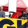 Le comte Carl Adam Lewenhaupte, dit Noppe, ami d'enfance du roi Carl XVI Gustaf de Suède avec qui on le voit ici en octobre 2006 lors d'une course automobile, a été retrouvé noyé dans les eaux entourant l'île Djurgården à Stockholm, le 1er mars 2017. Il avait 69 ans.