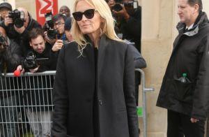 Fashion Week : Estelle Lefébure, Fauve Hautot... Sublimes au défilé Dior