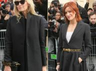 Fashion Week : Estelle Lefébure, Fauve Hautot... Sublimes au défilé Dior