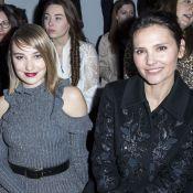 Fashion Week : Virginie Ledoyen et Déborah François au premier rang d'Elie Saab