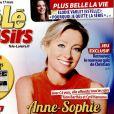 """Couverture de """"Télé Loisirs"""", programmes du 11 au 17 mars 2017."""