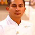 """Alexis - """"Top Chef 2017"""" sur M6, le 8 mars 2017."""