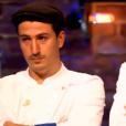 """Jérémie et Guillaume en dernière chance - """"Top Chef 2017"""" sur M6, le 8 mars 2017."""