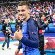 Antoine Griezmann - Match de quart de finale de l'UEFA Euro 2016 France-Islande au Stade de France à Saint-Denis le 3 juillet 2016.