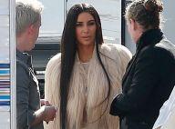 Kim Kardashian : De retour sur le tournage d'Ocean's Eight face à Heidi Klum
