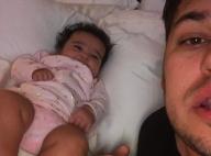 Rob Kardashian et Blac Chyna : En guerre, ils se disputent la garde de Dream
