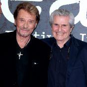 Johnny Hallyday malade d'un cancer : Claude Lelouch et Jean Dujardin réagissent