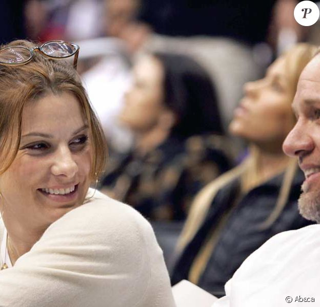 Sandra Bullock et son mari Jesse James