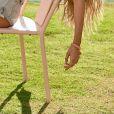 Stella Maxwell pose pour le catalogue 2017 de Victoria's Secret.