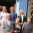 John Goodman, Jeff Bridges, Brie Larson - Inauguration de la plaque de John Goodman sur le Walk Of Fame à Hollywood. Le 10 mars 2017  Celebrities attending the Hollywood Walk Of Fame Ceremony for John Goodman in Hollywood, California on March 10, 2017.10/03/2017 - Hollywood