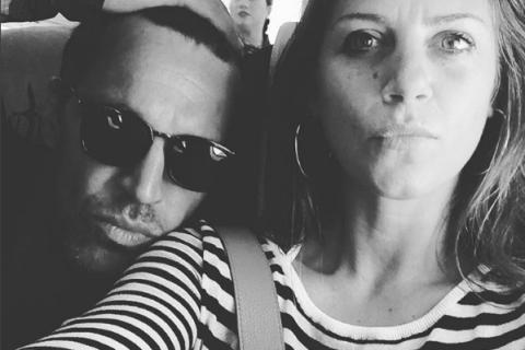 Benjamin Castaldi très amoureux d'Aurore : Leur selfie romantique...