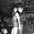 Jane Birkin et Serge Gainsbourg à Cannes en 1972