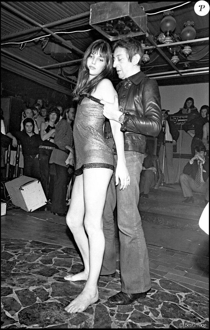 Jane birkin et serge gainsbourg cannes en 1972 - Comptoir des cotonniers mere fille ...