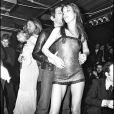 Serge Gainsbourg et Jane Birkin à Cannes en 1972