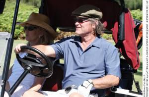 Quand les amoureux Goldie Hawn et Kurt Russell jouent à la baballe... quel style !