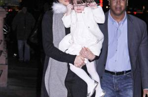 Katie Holmes et Suri... en mode Princesses !