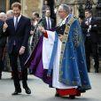 Le prince Harry faisait partie des membres de la famille royale britannique réunis le 13 mars 2017 à l'abbaye de Westminster pour la messe célébrée à l'occasion de la Journée du Commonwealth. Pendant ce temps-là, son frère le prince William se remettait de sa fille nuit au Farinet à Verbier.