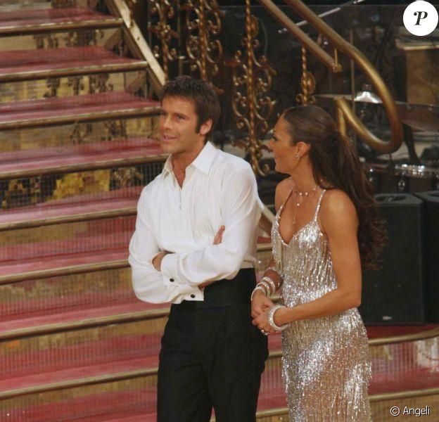 Le prince Emmanuel Philibert de Savoie dans l'émission Ballando con le stelle
