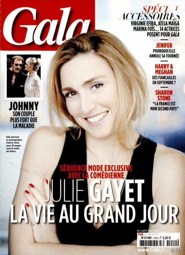 Le magazine Gala du 15 mars 2017