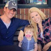 Megan Hilty : La blonde de Smash est maman pour la deuxième fois