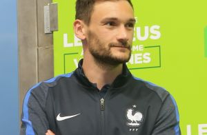 Hugo Lloris va droit au but :