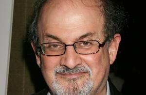 Salman Rushdie : sa princesse, c'est Carrie Fisher