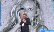 """Cyril Hanouna et Pamela Anderson - """"Touche pas à mon poste"""", jeudi 23 mars 2017, C8"""