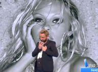 Pamela Anderson touchée par Cyril Hanouna : Coup de fil et déclaration en direct