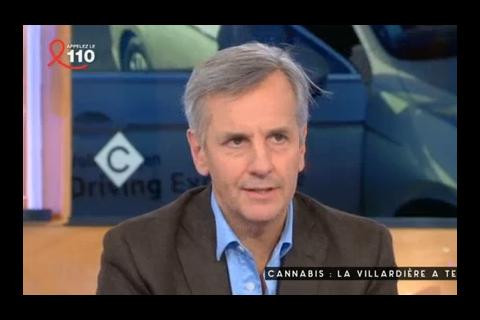 """Bernard de La Villardière, son joint à la télé : """"Ce n'est pas pour le buzz"""""""