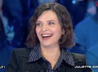 "Juliette Binoche amoureuse : ""Il vit à Los Angeles..."""