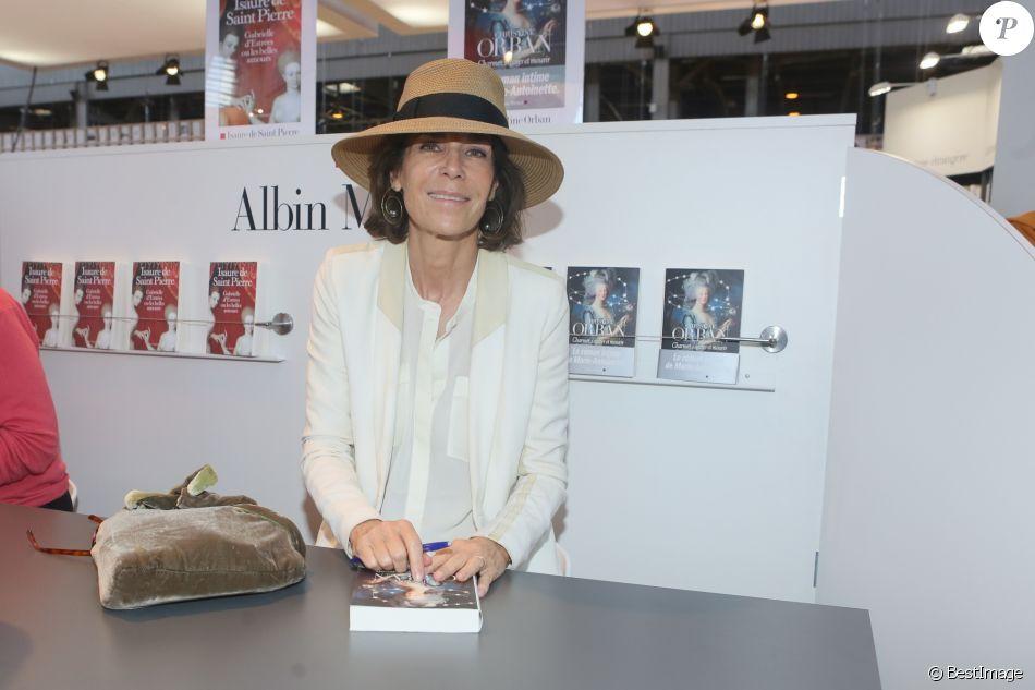 Christine orban au 32 me salon du livre la porte de for Salon du x porte de versailles