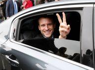 Emmanuel Macron, Charlotte Valandrey... Mélange des genres au Salon du livre
