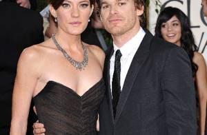 Michael C. Hall alias Dexter, les premières photos avec son épouse... un très beau couple !