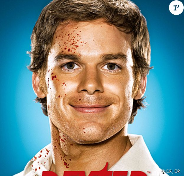 """Affiche de la série """"Dexter"""""""