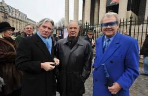 Tous les grands Chefs ont dit adieu à Gaston Lenôtre...