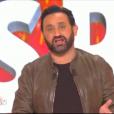 """Cyril Hanouna dans """"TPMP : La grande rassrah 2"""", le 30 mars 2017 sur C8."""
