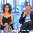 "Laurent Baffie, Isabelle Mergault et Antoine Duléry - ""Salut les terriens !"", samedi 1er avril 2017, C8"
