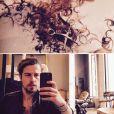 Julien Doré a fait un poisson d'avril à ses abonnés Instagram le 1er avril 2017 en leur faisant croire qu'il s'est coupé les cheveux.
