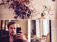 """Julien Doré a tout coupé ?! Un """"homme neuf"""" avec les cheveux courts..."""