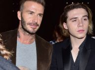 David Beckham : Son fils Brooklyn le copie avec son premier tatouage