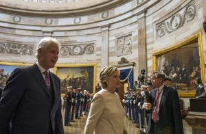 Hillary Clinton : Son neveu Tyler, mannequin en herbe, est une vraie bombe !