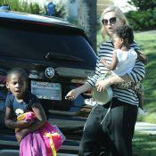 """Charlize Theron maman gaga et émue : """"Mes enfants s'aiment tellement"""""""