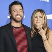 Jennifer Aniston et Justin Theroux duo irrésistible à Paris devant Sonia Rolland