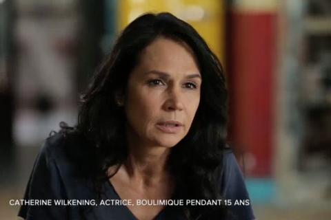 """Catherine Wilkening (Coeur des hommes) ex-boulimique : """"Vomir c'est se délivrer"""""""
