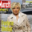 "Couverture du magazine ""Paris Match"" en kiosques le 20 avril 2017."